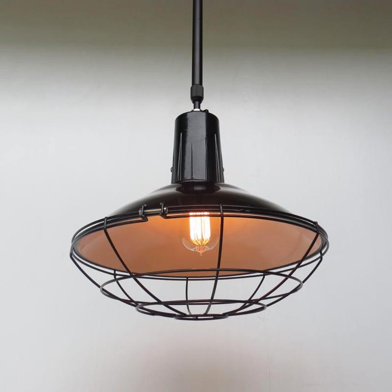 搪瓷飛碟伸縮吸頂燈
